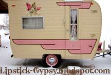 Dream vintage campers / by Samantha Hernandez
