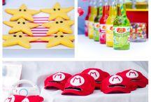 Aiden's Mario Kart Party / by Liz Avelar