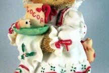 Cherished Teddies / love all my teddies / by Joy Carver