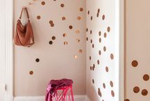 entryway / by Elsie Larson of A Beautiful Mess