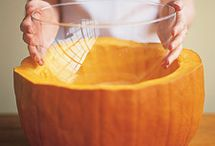 Halloween & Fall Ideas / by Becky Beamer