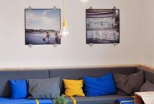 WORKPLACE DESIGN / UNI WORK: WORKPLACE DESIGN & STUDENT LOUNGE / by Rachael Frost