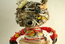 Recycle/Upcycle / by Stacey Gower