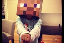 Minecraft Party / by Ashley Ayala