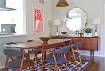 Dining Rooms / by Ali Henrie