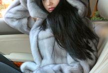 Mink fur coats / by Katie Mand