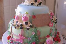 cakes / by Michelle Katt