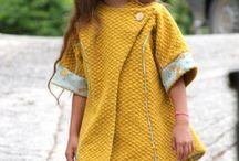 cadeau naissance + couture enfant / couture / by Kroll Pioupiou