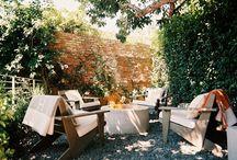 gardening and the outdoors / by Heather McLaren-Verpaalen