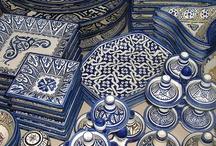 Blue & White / by Tina Serafini