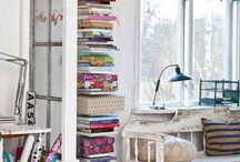 Book shelves / by Jacqueline Samples