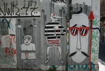 Graffiti & Street-art / by Gregory Yovanof