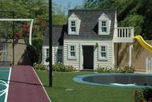 Backyard Fun!  / by Michaela Jessen