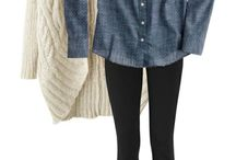 Fall clothes / by Nicole Wallace
