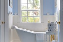 Home bathroom / by MaryAnn Urbanik