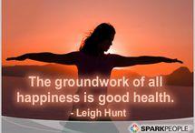 In good health  / by Susan Badawy