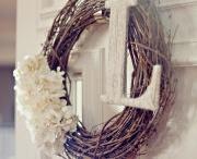 wreath / by hiromiT
