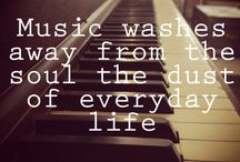 Music Is My Religion / by Danielle