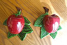 Wallpockets / Vintage wallpockets for your kitchen display all for sale at More Than McCoy, your on-line destination for fine gifts, home accessories, and collectible treasures! / by More Than McCoy