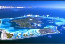Bora Bora / by Alana Seiders