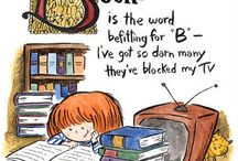 I LOVE to read! / by Robyn Shaffer