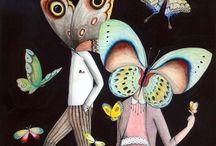 Mariposas / by silvia palomino