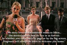 Harry Potter is my true love / by Ellen Bruegger