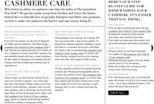 How to Care for your Cashmere / by Pepperberry Knits