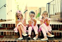 Little Fashionistas / Kids Fashion / by Natalie loves anything fabulous