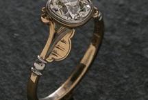 rings / by Lana Lansford Somerville