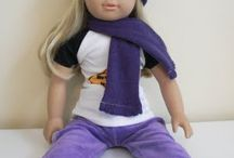AG doll clothes-sewing / by Bonnie Schwoerer