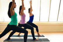Yoga / by Maureen Chang