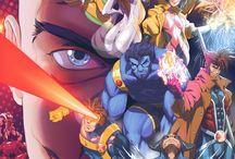 Marvel Characters / by eugene gutierrez