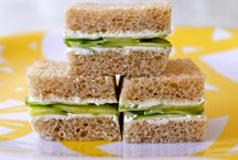 Healthy lunch ideas / by Teresa Bjork