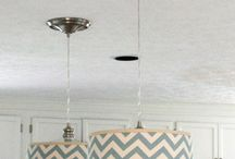 Lighting  / by Michelle {Michelle Kroll Design}