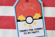 Pokemon Party / Thank you to @CraftThatParty for this beautifully designed Pokemon birthday party! / by Birthday Express