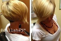 Looking for a NEW LOOK! / Hairstyles  / by Monica Ann