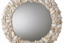 Seashell Mirrors / by Outer Banks Trading Group, Inc.