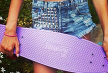 Penny boards <3 / by Leanne St. Martin