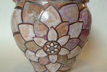 Pottery / Various pottery styles I like / by Sherry Perkins