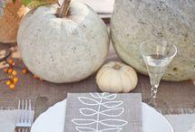 Holidays- Autumn / by Melissa Shrout