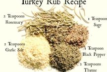 Recipes for Rubs & Marinades / by Let's eat with Alicia