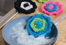 Cool Crochet / by Tracy Kipper