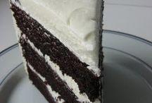 Cake Recipes / by Nancy Moloff