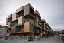 Apartment Building Inspiration / by Jennifer Eisch