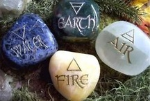 Earth,Water, Fire & Air / Live gently upon this earth. / by Autina Celi Silva