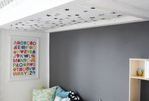 Kids rooms and decor / by Cecilia B Art