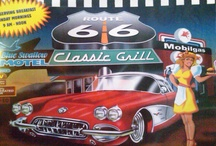 Get your kicks ... Route 66! / by Jackie Albasini