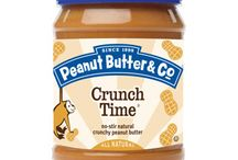 Crunch Time / #tasteamazing recipes using our all-natural Crunch Time peanut butter / by PeanutButterCo