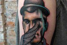 On the brink of ink  / Tattoos / by Sara Eid